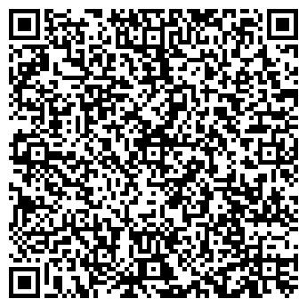 QR-код с контактной информацией организации Ренак, ООО