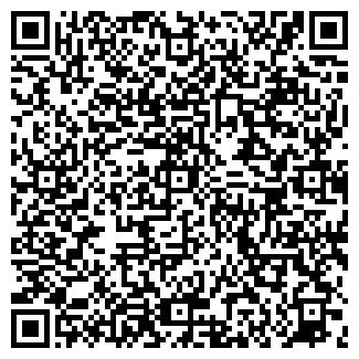 QR-код с контактной информацией организации СЕМГЕО ОАО