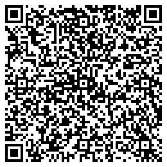 QR-код с контактной информацией организации НОВАЯ НЕДЕЛЯ