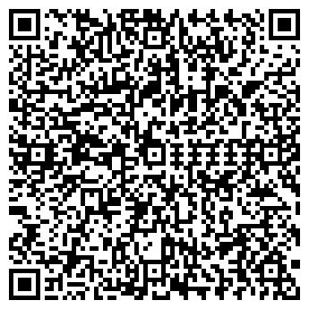 QR-код с контактной информацией организации Гиппократ, ТОО