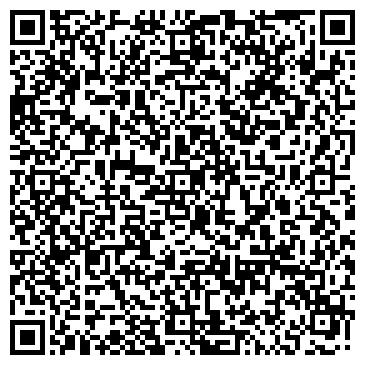 QR-код с контактной информацией организации Березка, магазин хозяйственный, ИП