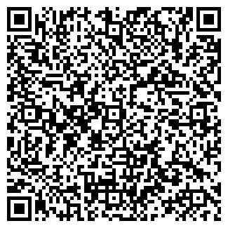 QR-код с контактной информацией организации Аделина, ИП