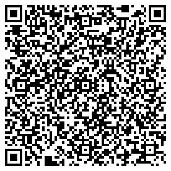 QR-код с контактной информацией организации ИнтерХимСнаб, ТОО