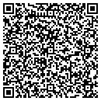 QR-код с контактной информацией организации Полимерком