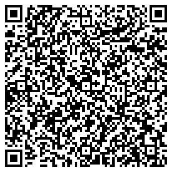 QR-код с контактной информацией организации ООО Платан-Р