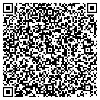 QR-код с контактной информацией организации магазин Акустика