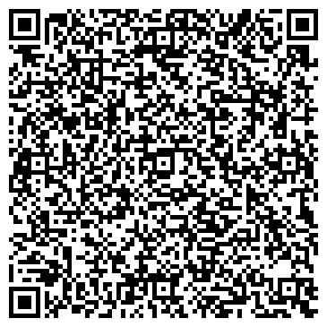 QR-код с контактной информацией организации Буковина Трейдинг