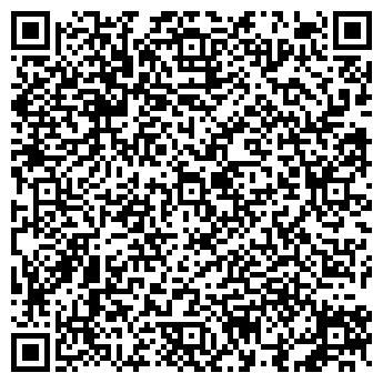 QR-код с контактной информацией организации Метан, ООО
