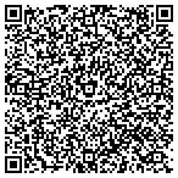 QR-код с контактной информацией организации Быкова Юлия Владимировна, ЧП