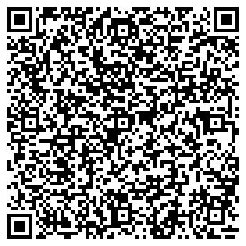 QR-код с контактной информацией организации В.В., ООО