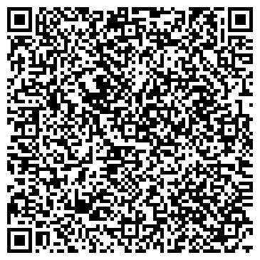 QR-код с контактной информацией организации Экотек, Представительство