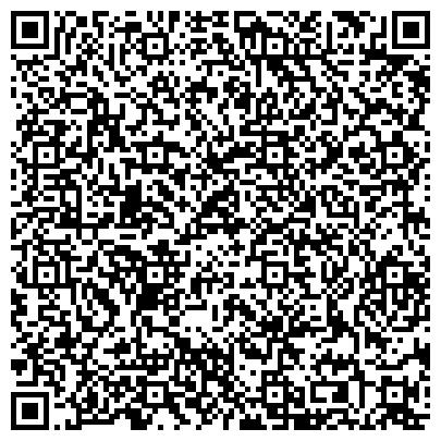 QR-код с контактной информацией организации ЦЕРКОВЬ РОЖДЕСТВА СВЯТОГО ИОАННА ПРЕДТЕЧИ НА ПРЕСНЕ