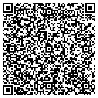 QR-код с контактной информацией организации АВЛ, МЧП