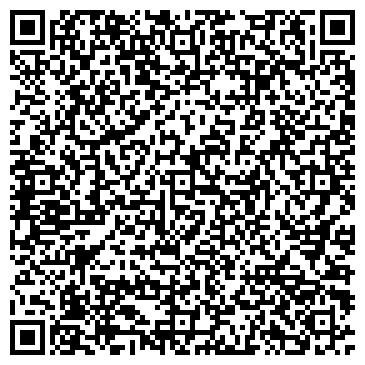 QR-код с контактной информацией организации Сад удачи, ЧП