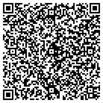 QR-код с контактной информацией организации Удача, ООО