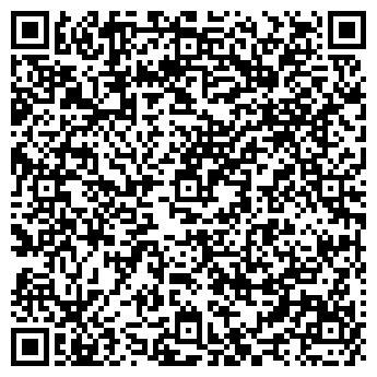 QR-код с контактной информацией организации ООО ИНВЕСТПРОЕКТ