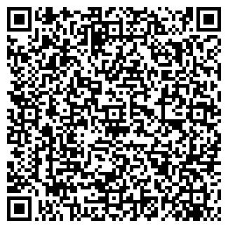 QR-код с контактной информацией организации КНИГА ТД