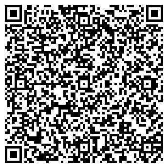 QR-код с контактной информацией организации Зеленый пингвин, ООО
