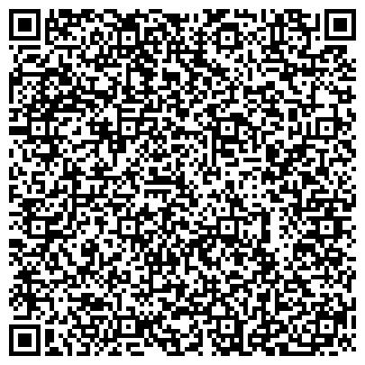 QR-код с контактной информацией организации Центр предприятий Ростовской области в Луганской области