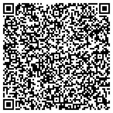 QR-код с контактной информацией организации Экватор-Центр, ООО