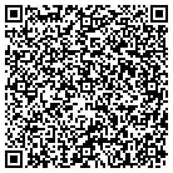 QR-код с контактной информацией организации Мега-Ватт, ООО