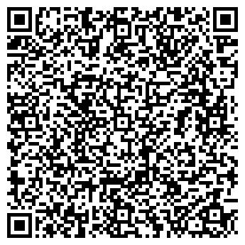 QR-код с контактной информацией организации Ажур-2000, ООО