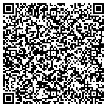 QR-код с контактной информацией организации АВТО ТРЭВЕЛ