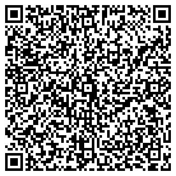 QR-код с контактной информацией организации КазРосДеталь, ТОО