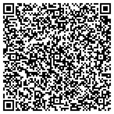 QR-код с контактной информацией организации Атлантик, ООО
