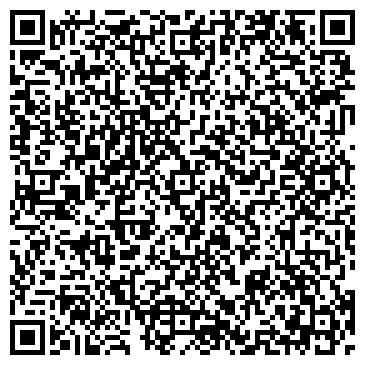 QR-код с контактной информацией организации ХРАМ ВО ИМЯ ПРЕПОДОБНОГО СЕРГИЯ РАДОНЕЖСКОГО