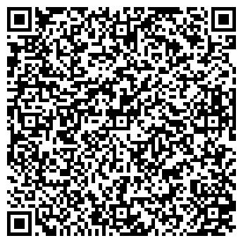 QR-код с контактной информацией организации ООО «Евро-вояж», Общество с ограниченной ответственностью