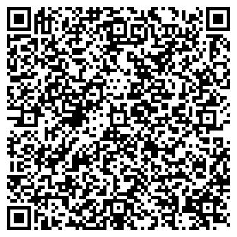 QR-код с контактной информацией организации ФЛП Бабич