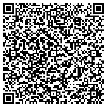 QR-код с контактной информацией организации Базис Электрик