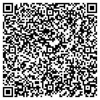 QR-код с контактной информацией организации ЦЕРКОВЬ ГРУЗИНСКОЙ ИКОНЫ БОЖИЕЙ МАТЕРИ