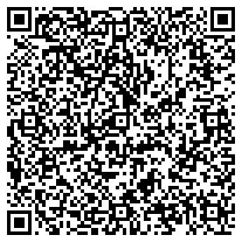 QR-код с контактной информацией организации ЦЕРКОВНЫЙ ДОМ ВОСКРЕСЕНСКОЙ ЦЕРКВИ