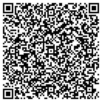 QR-код с контактной информацией организации ТВК центр, ООО