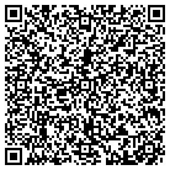 QR-код с контактной информацией организации Лапки в Тапках