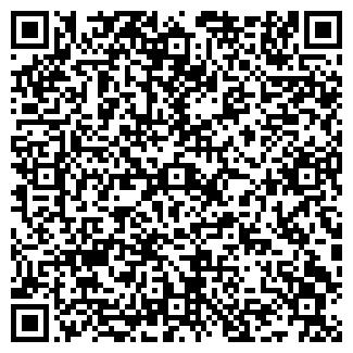 QR-код с контактной информацией организации Занзаро, ООО