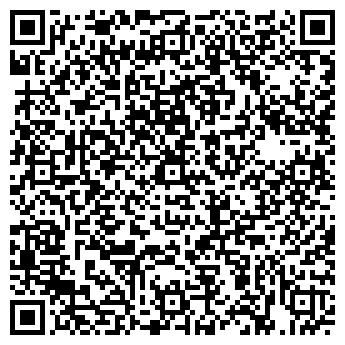 QR-код с контактной информацией организации Сканрок, ООО
