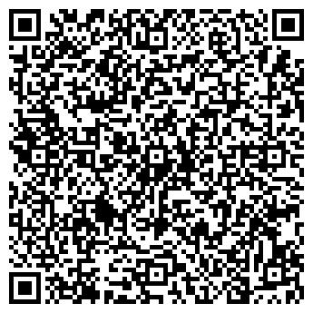 QR-код с контактной информацией организации ААА, ЧП