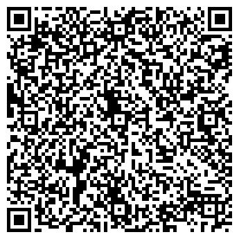 QR-код с контактной информацией организации Коногонка, СП
