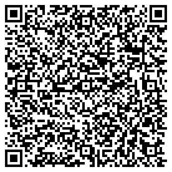 QR-код с контактной информацией организации Токус, ООО