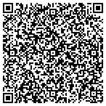 QR-код с контактной информацией организации ООО ATMOSFERA