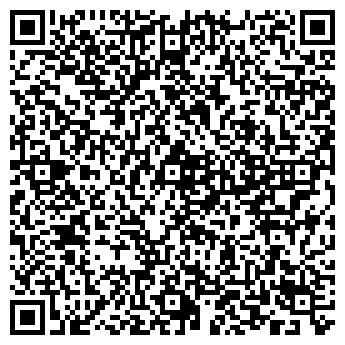QR-код с контактной информацией организации Мегаполюс, ЧП