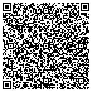 QR-код с контактной информацией организации ТВК Малахит,ЧП
