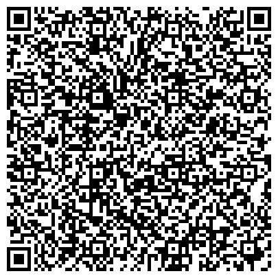 QR-код с контактной информацией организации Селидовская центральная обогатительная фабрика, ЗАО