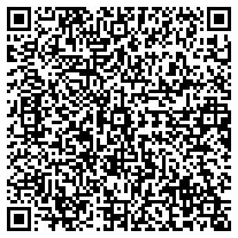QR-код с контактной информацией организации Рударезист, ЧП