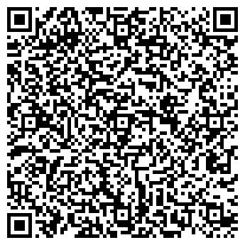 QR-код с контактной информацией организации Техноресурс, ПрАТ