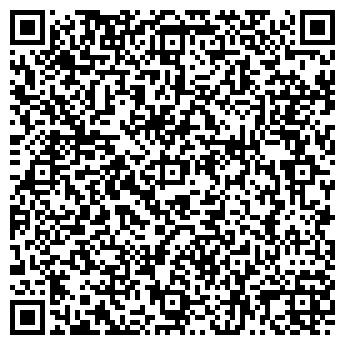QR-код с контактной информацией организации Сакенеев К.И.,ИП