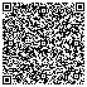 QR-код с контактной информацией организации АНОЛЛО ТД